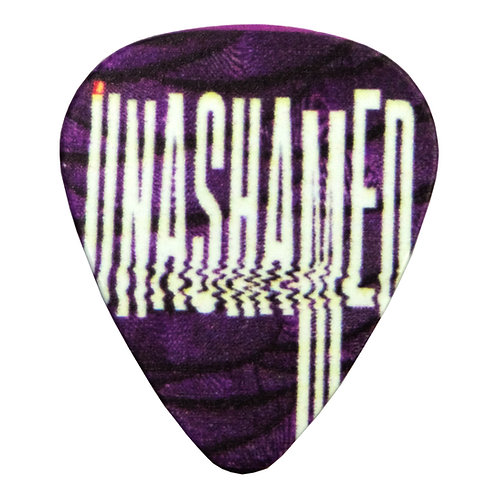 Unashamed Guitar Pick