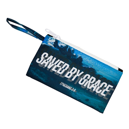 Saved By Grace Pencil Pouch