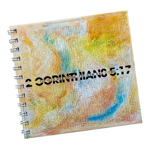 2 Corinthians 5:17 Doodle Book