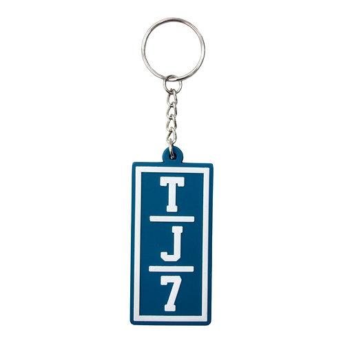 TJ Keychain
