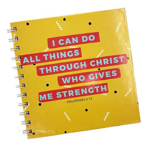 All Things Doodle Notebook