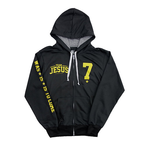 Team Jesus Jacket
