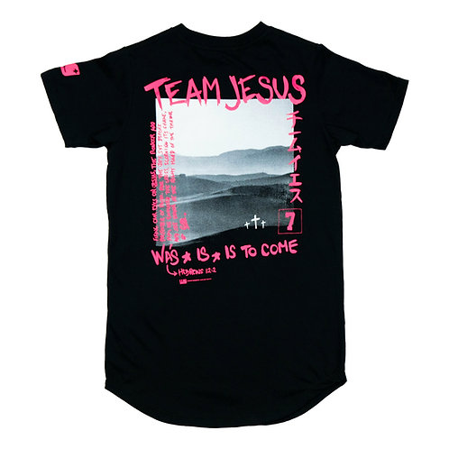 Team Jesus Handwritten (TJ 2020)