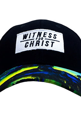Witness For Christ Cap