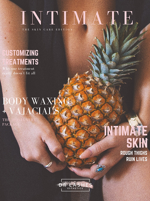 Intimate Skin Care Textbook One