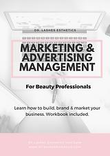Marketing & Advertsing Management E-book