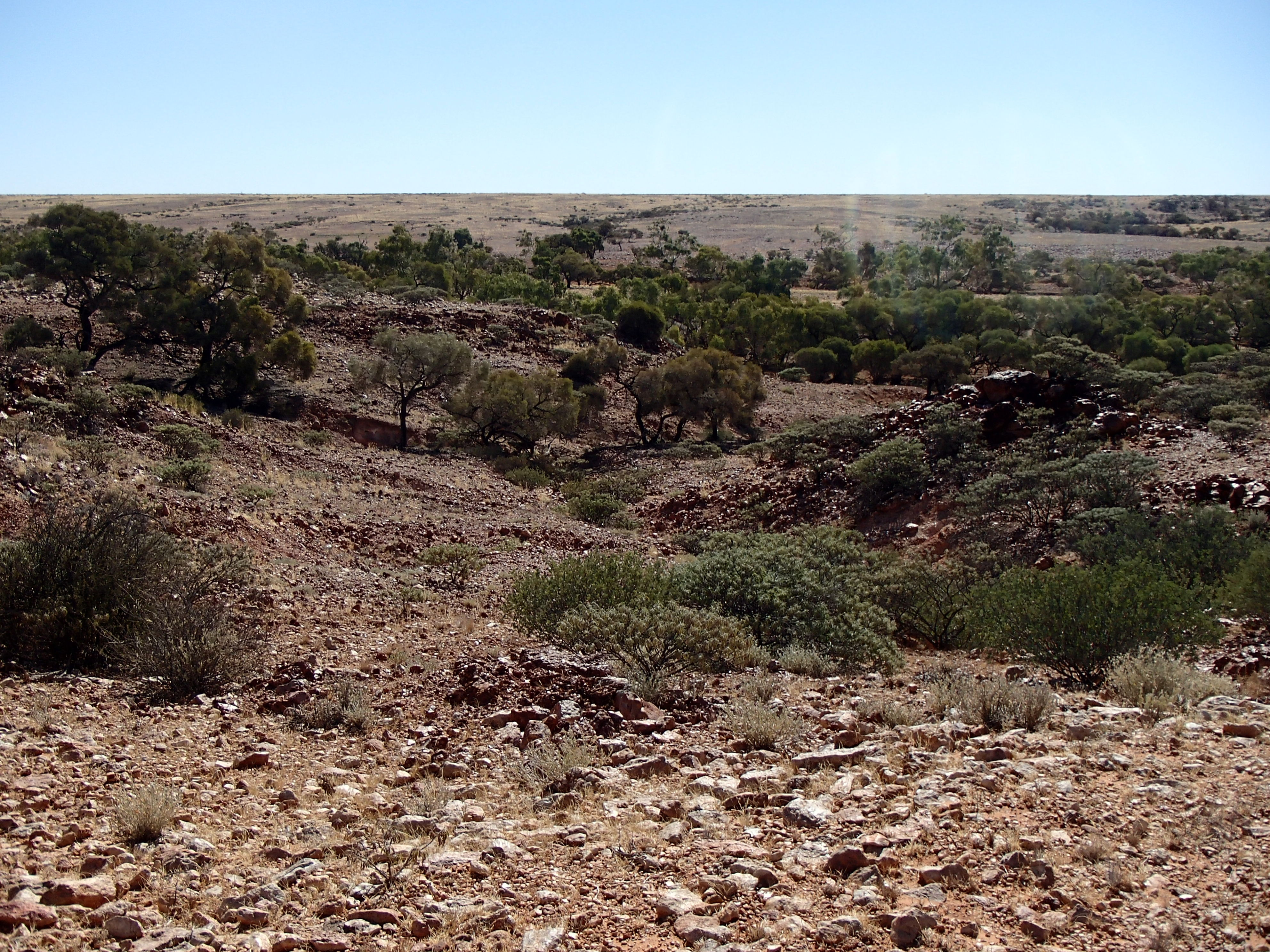 desert hike 285