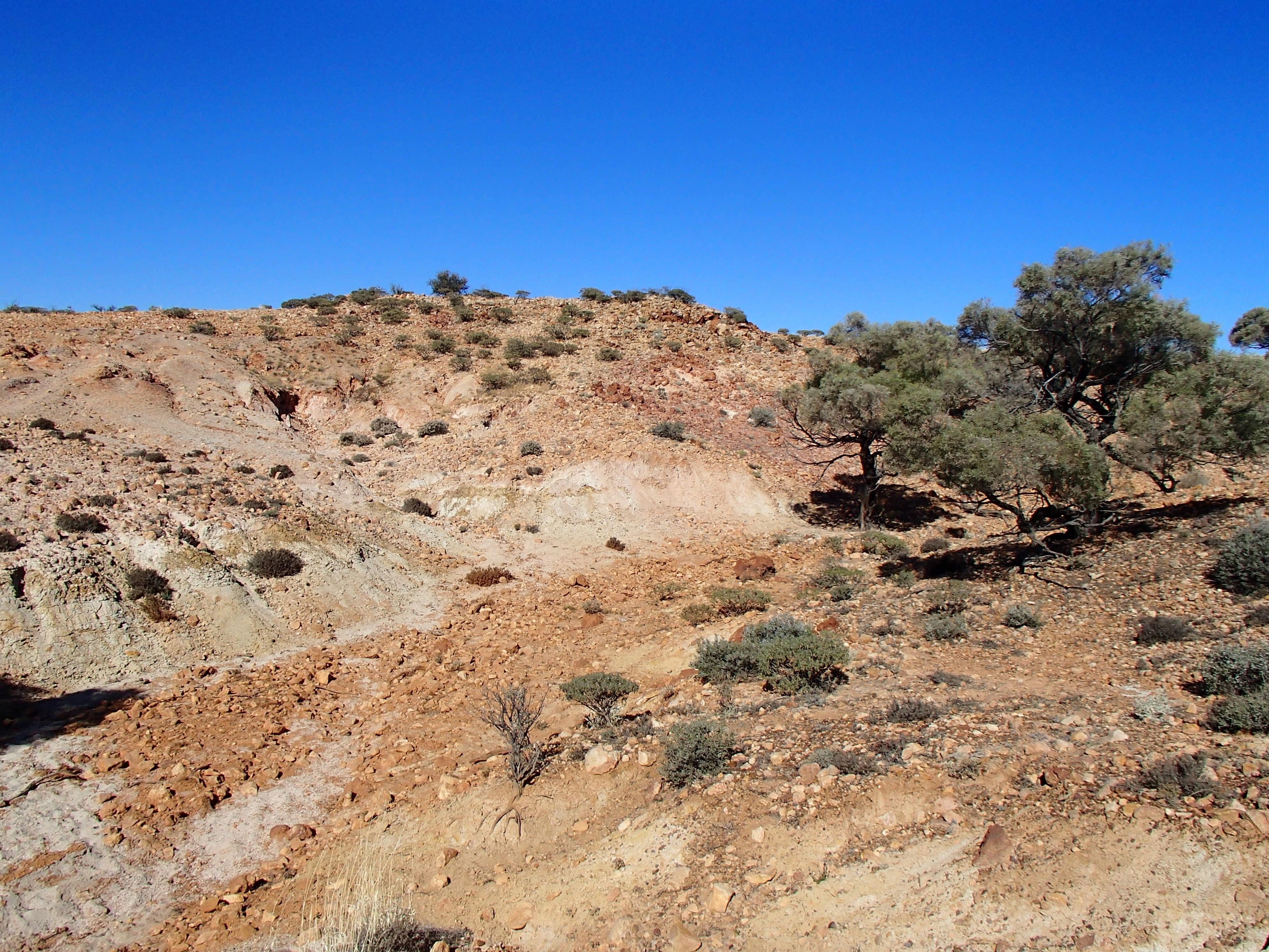 desert hike 275