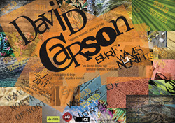 Cartaz David Carson