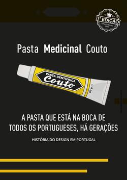 Revista Pasta de Dentes Couto