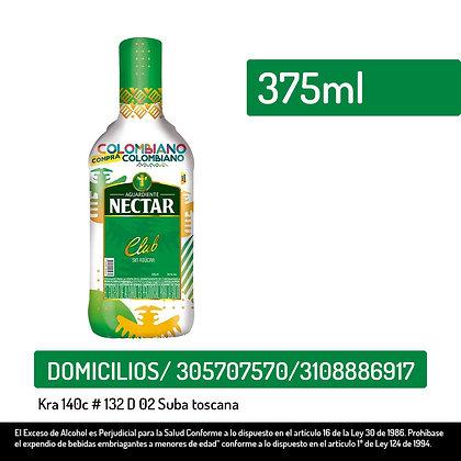 Aguardiente Néctar Verde x 375 ml