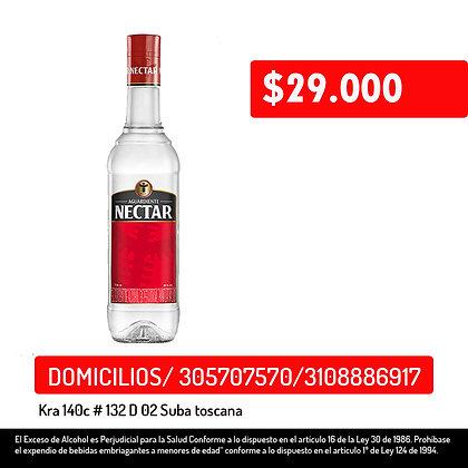 Aguardiente Nectar Rojo *750ml