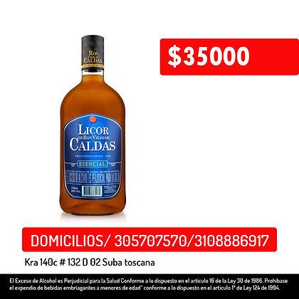 Ron Viejo de Caldas - Esencial 750ml