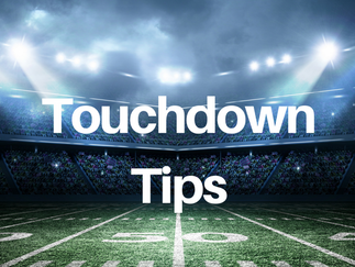 Touchdown Tips