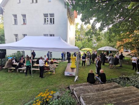 FDP-Fest im Liberalen Garten Babelsberg