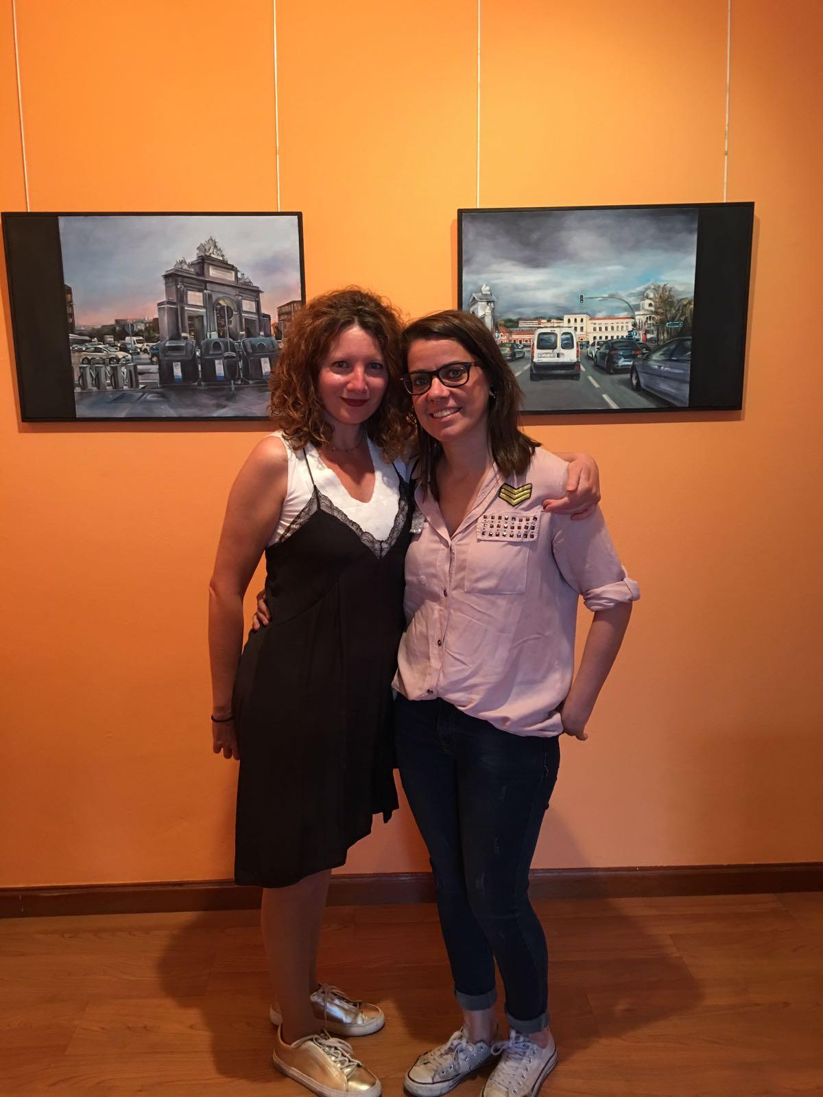 Mi amiga Patricia Navarro