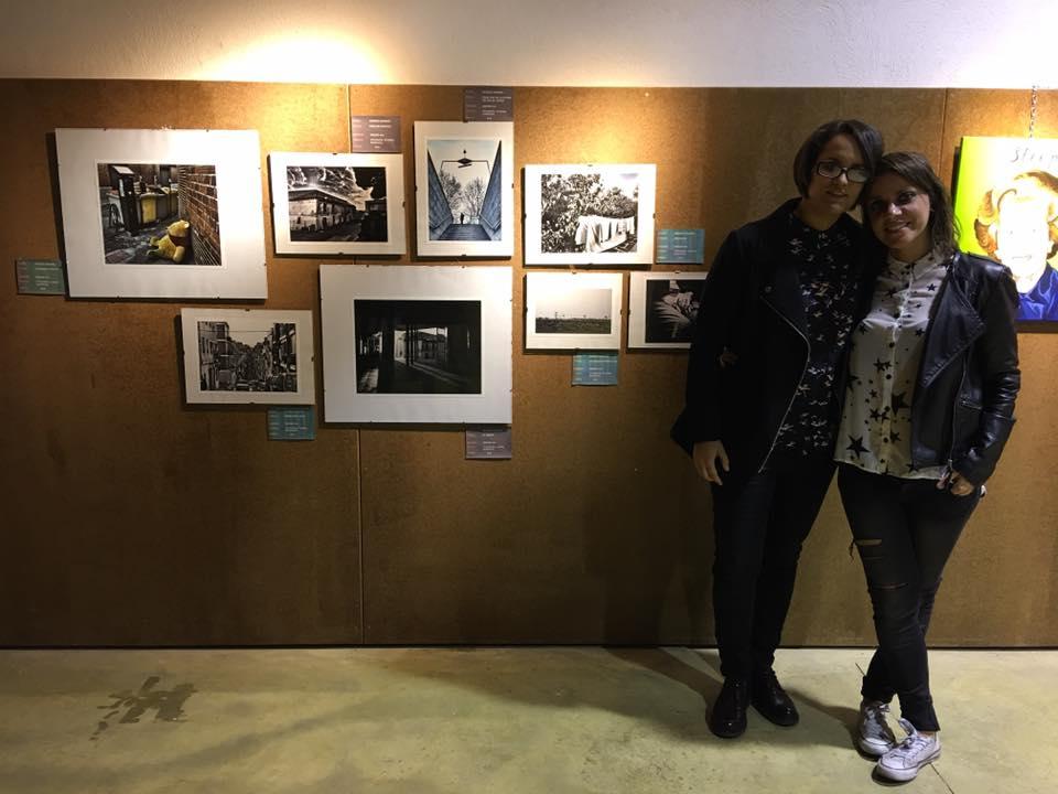 Patricia Navarro y Tania Recamal