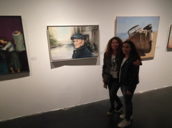 con Lucía Ruiz