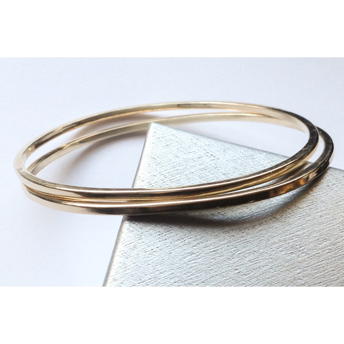 htm bangle gold solid oval bracelet bangles p