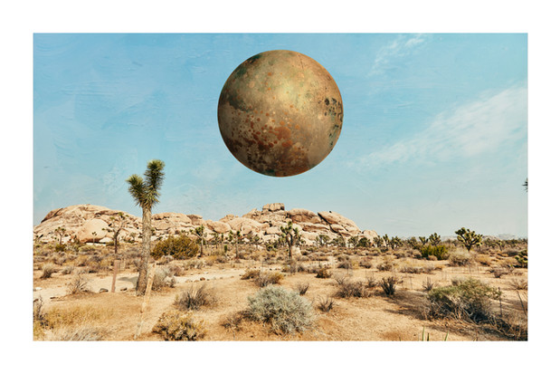 Painted Planet II