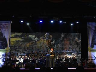 77-я годовщина полного освобождения Ленинграда от немецко-фашисткой блокады