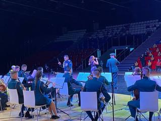 Концерт в Пансионе воспитанниц Министерства обороны Российской Федерации