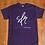 Thumbnail: Dark Purple Songs For Revival T-Shirt