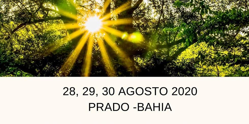 Agosto - PRADO (BA) - Retiro PURA PRESENÇA