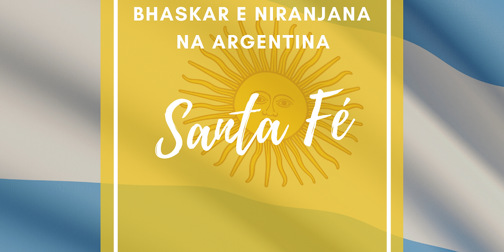 Outubro - SANTA FÉ (ARGENTINA) - RETIRO PURA PRESENCIA