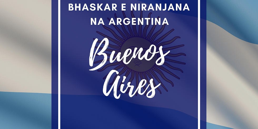 Outubro - BUENOS AIRES (ARGENTINA) - RETIRO (A DEFINIR)
