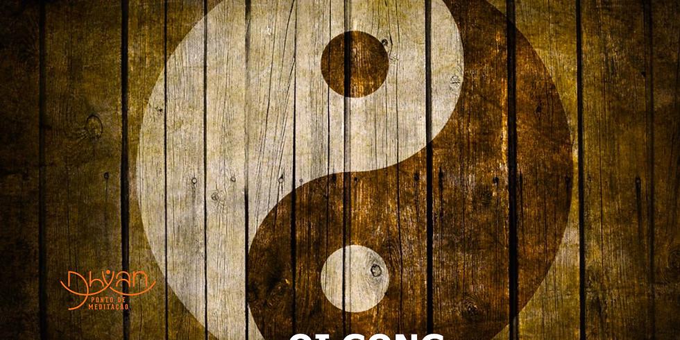 Junho - DHYAN - QI GONG – o cultivo da energia vital