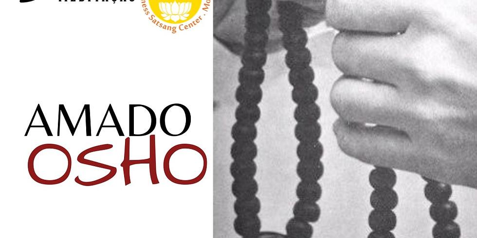 ADIADO (em breve mais infos) - DHYAN - Amado Osho - Campo de Meditação