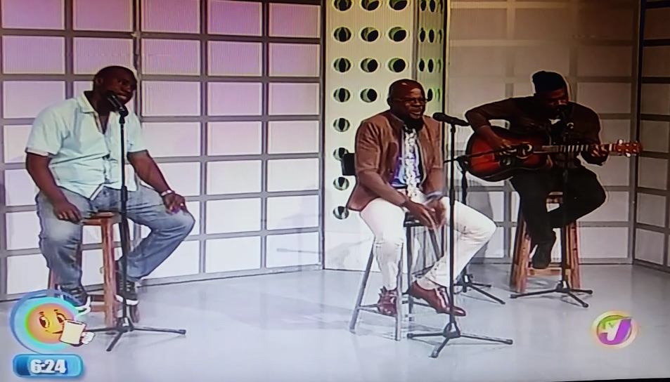 Live on Smile Jamaica TVJ