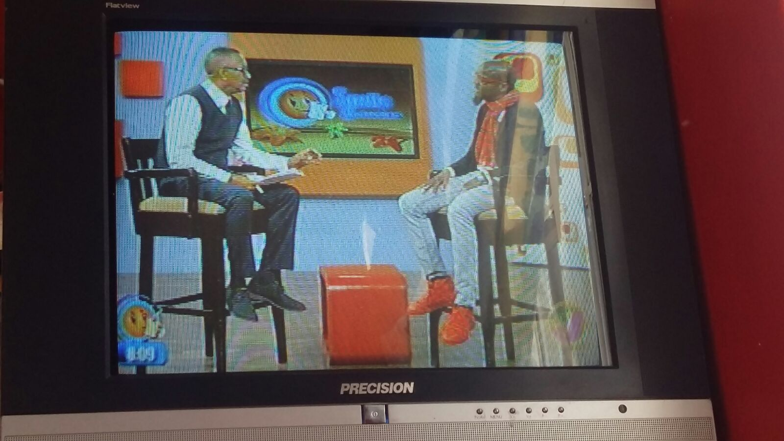 Live interview on Smile Jamaica