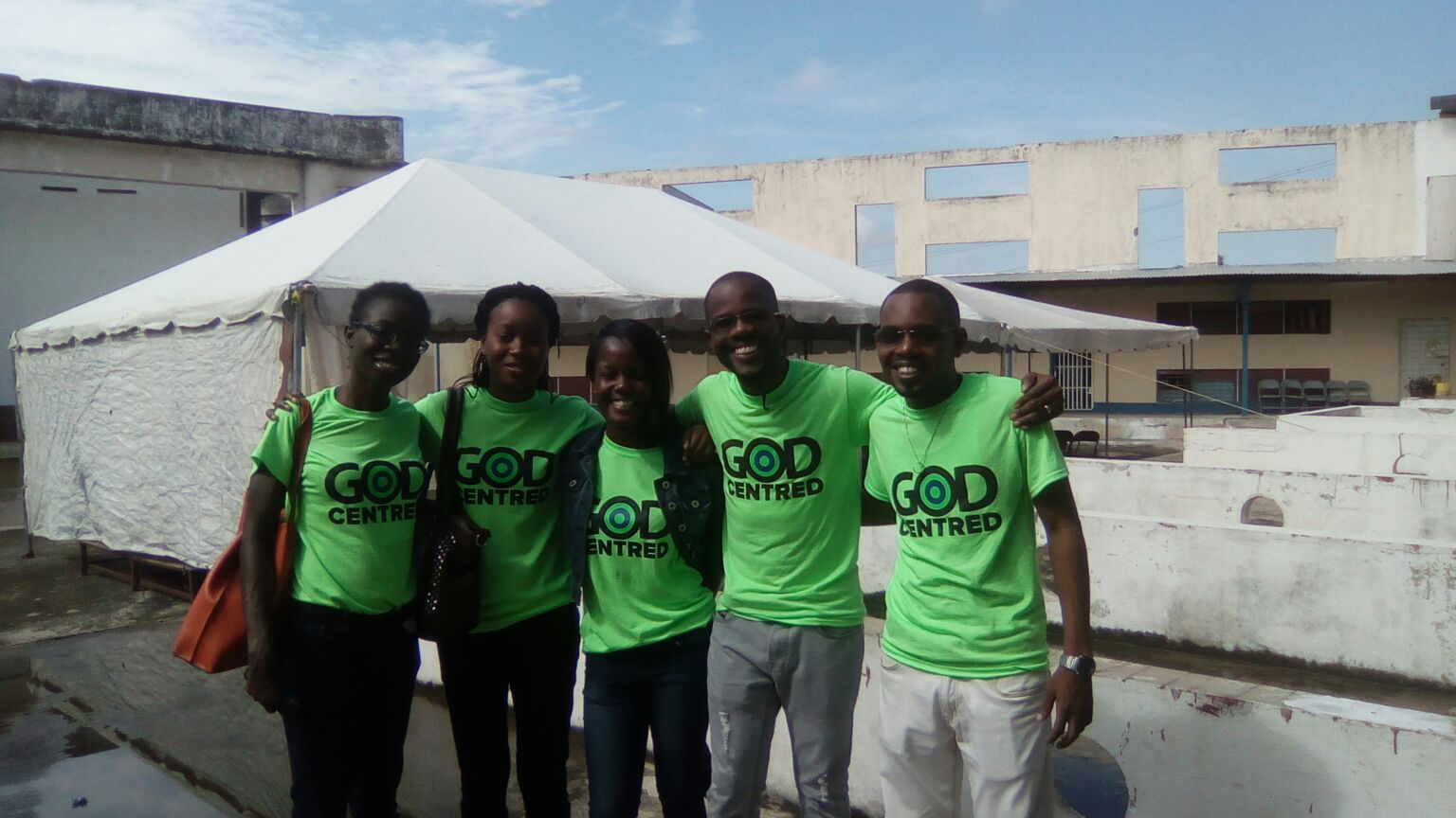 God Centred School Tour