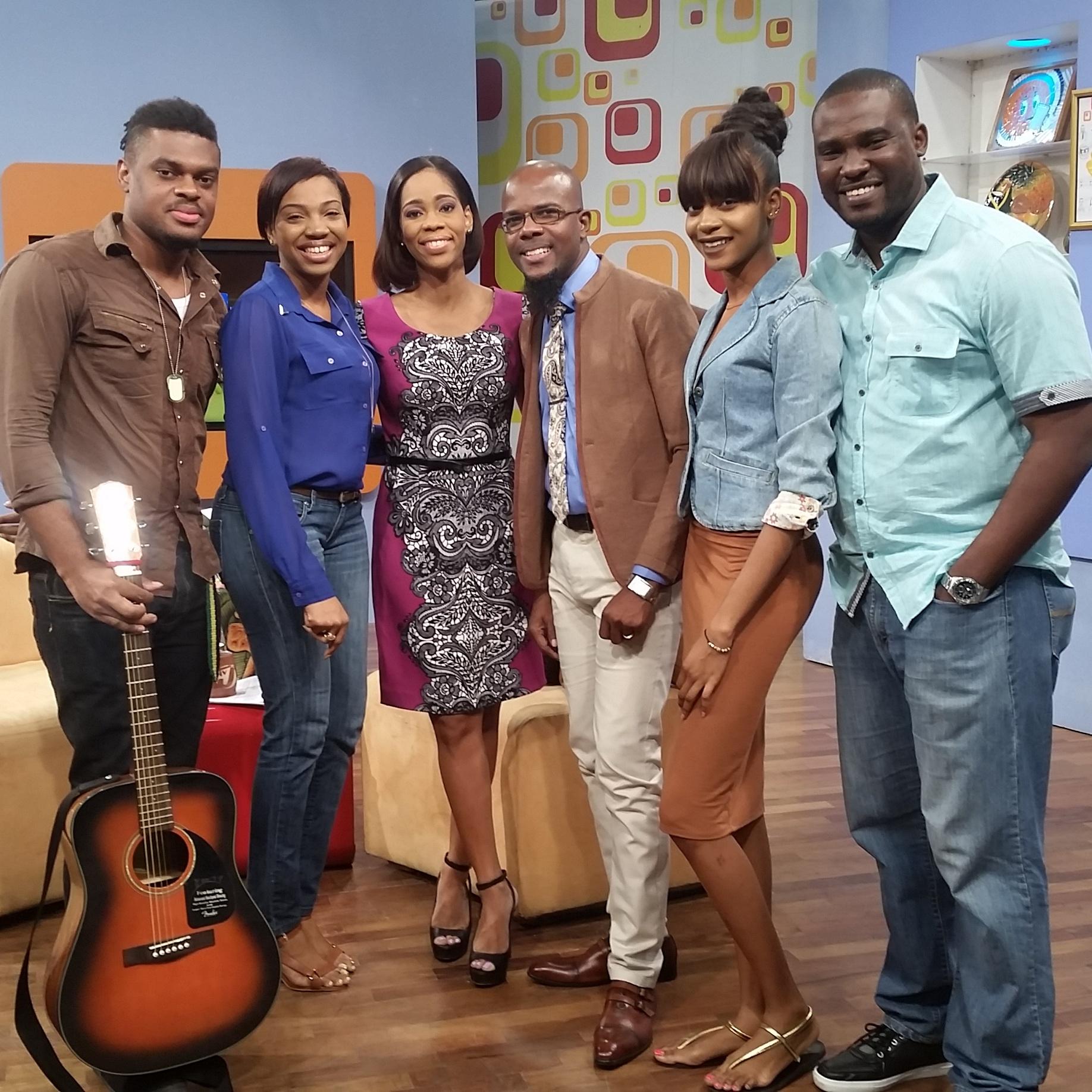 Performance on Smile Jamaica TVJ