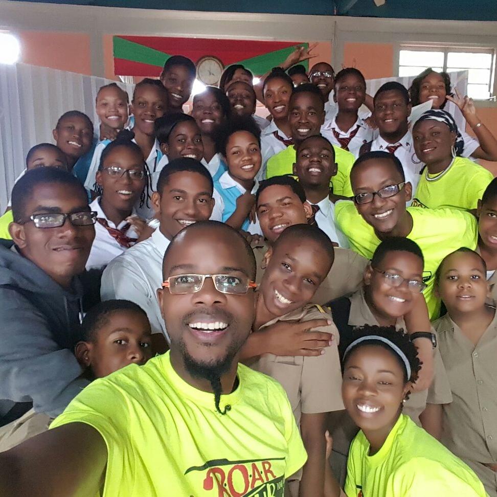 School tour: R.O.A.R. Tour