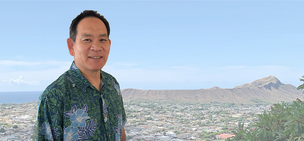 Dave Watase Honolulu City Council Candidate
