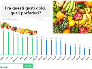 """Quanti e quali tipi di """"dolce"""" apprezzano gli Italiani?"""