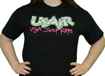 USAJR Zebra Print Shirt