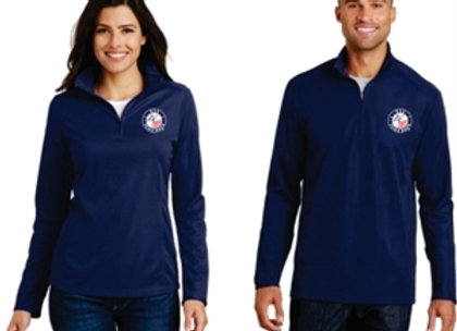 Men's USAJR Half-Zip Pullover Jacket