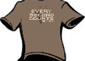 """""""Every Second Counts"""" T-Shirt"""