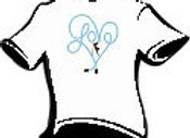 "White ""Love"" T-Shirt"