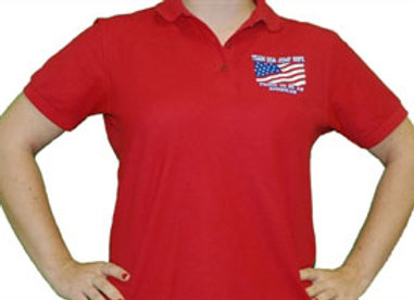 Team USA Polo Shirt