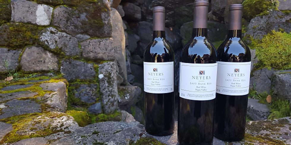 Neyers Vineyards 5 Course Wine Dinner