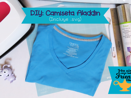 DIY: Aladdin T-Shirt