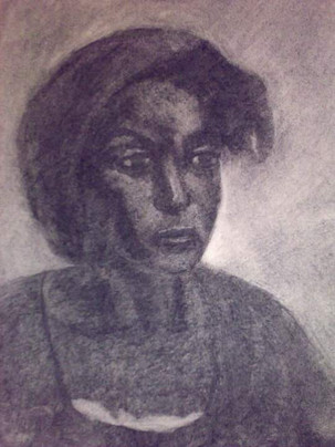 I love to sketch and paint .... I'm an aspiring artist and love people's faces as they tell a story.