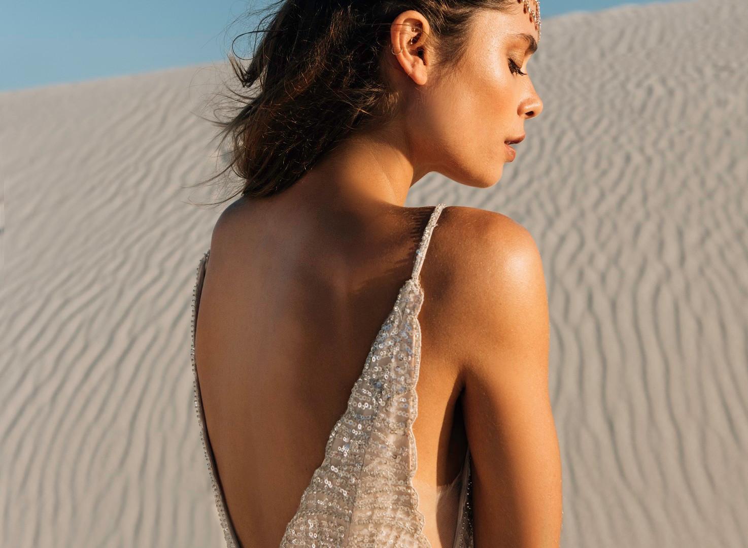 Catherine Deane Rumi Pretty White Dress