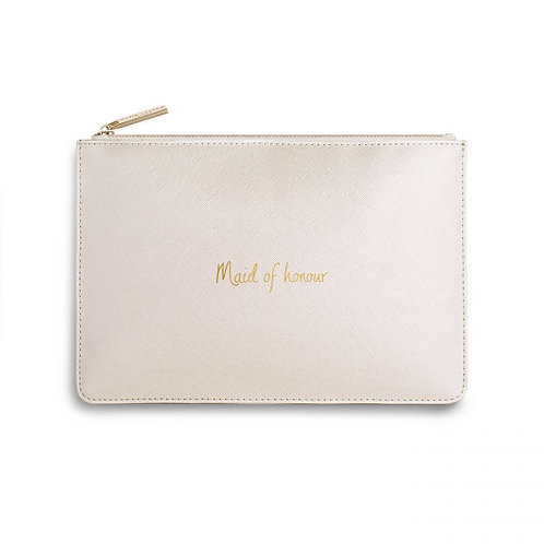 Maid of Honour Perfect Pouch