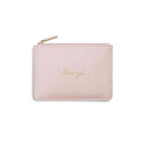 Flower Girl Mini Perfect Pouch